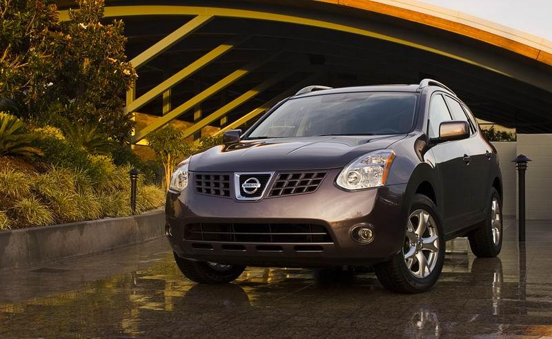 Nissan Rogue: ...