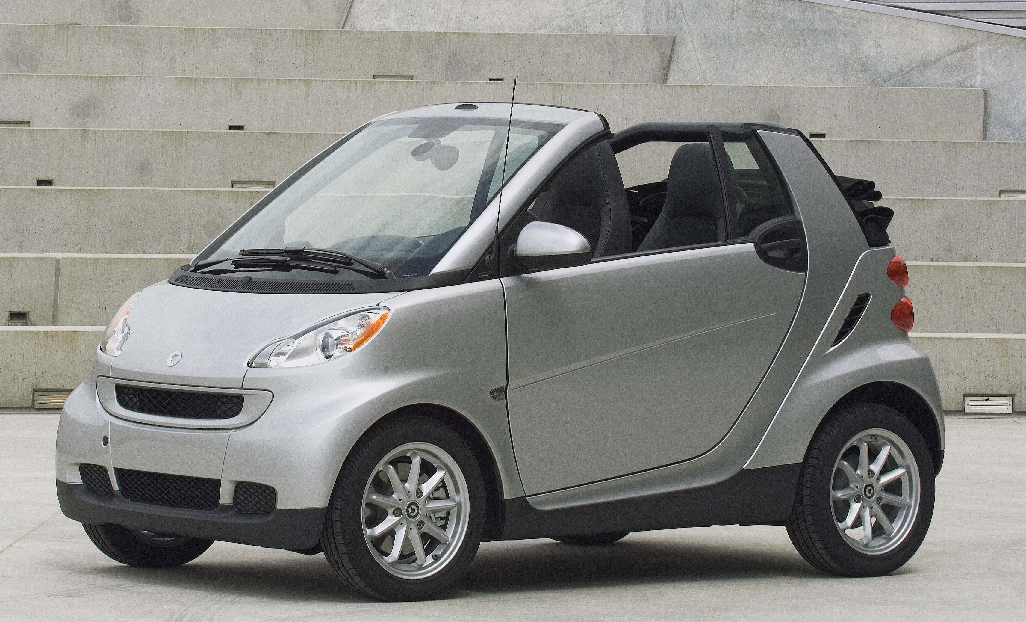 Is the smart car smart