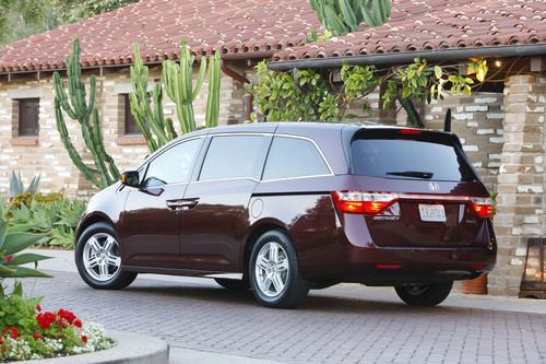 2011 Honda Odyssey Van Pricing Features The Car Family