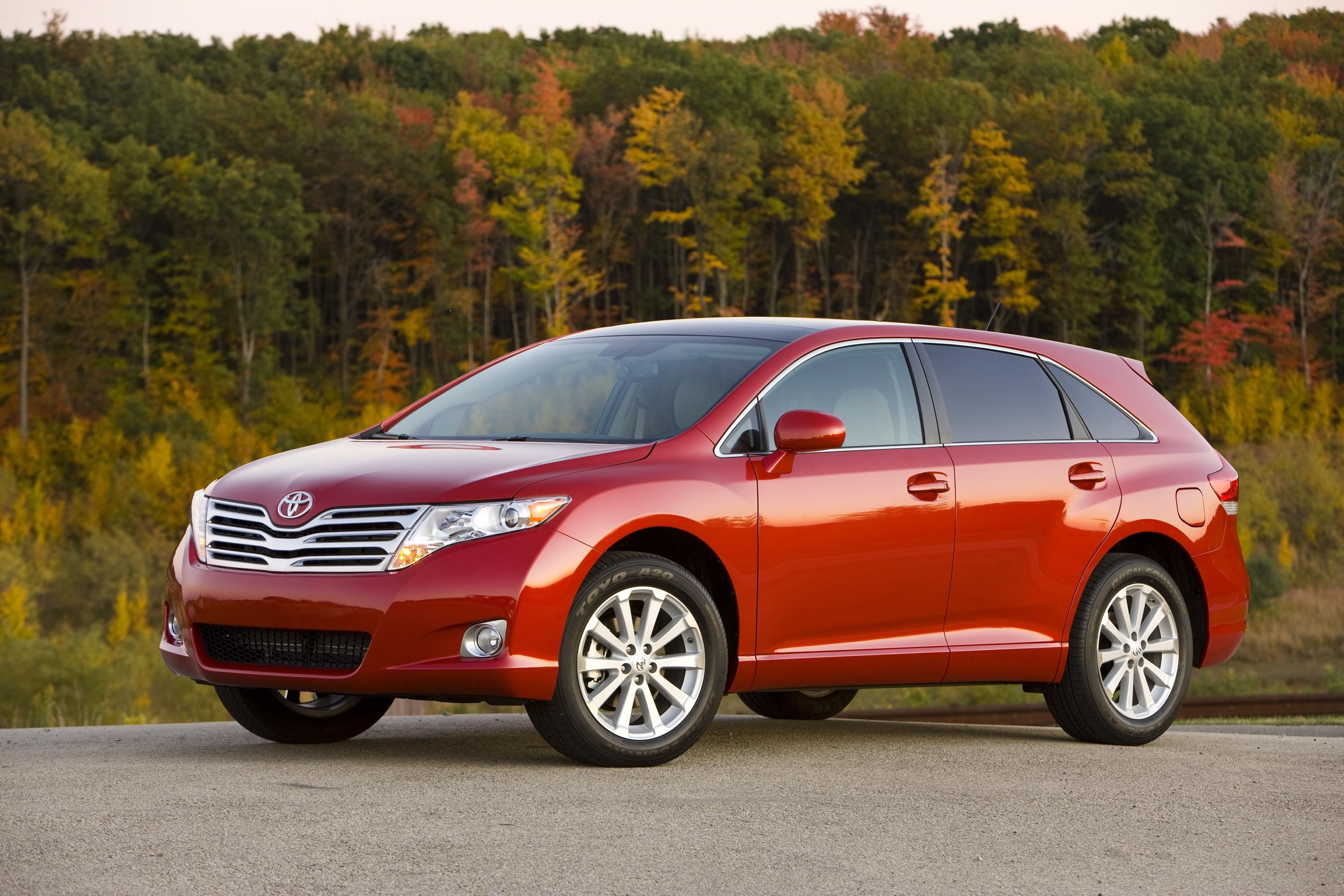 The Toyota Venza and the Honda Crosstour are really just a new generation of