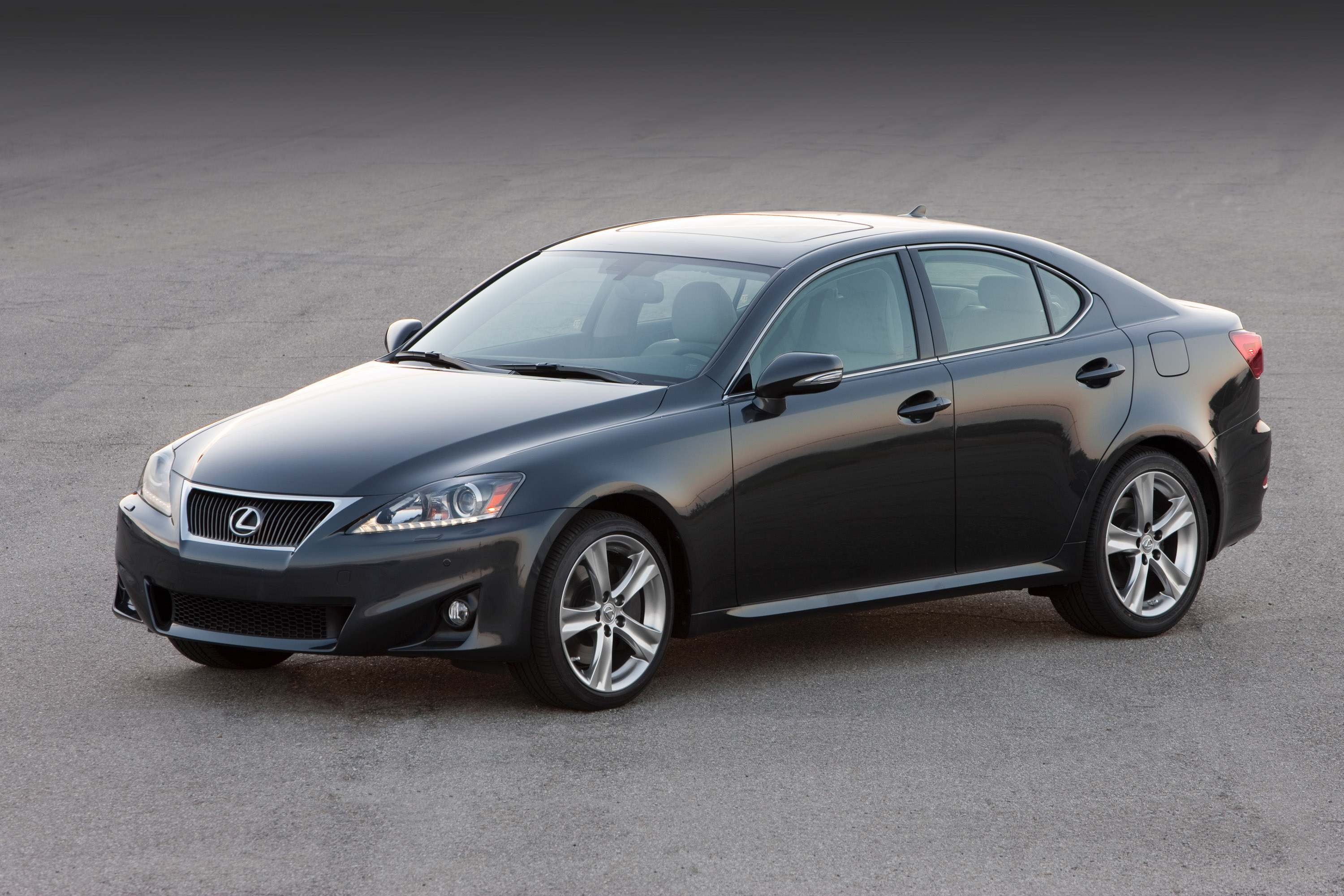 Lexus IS 350: For the Endowed   The Car Family