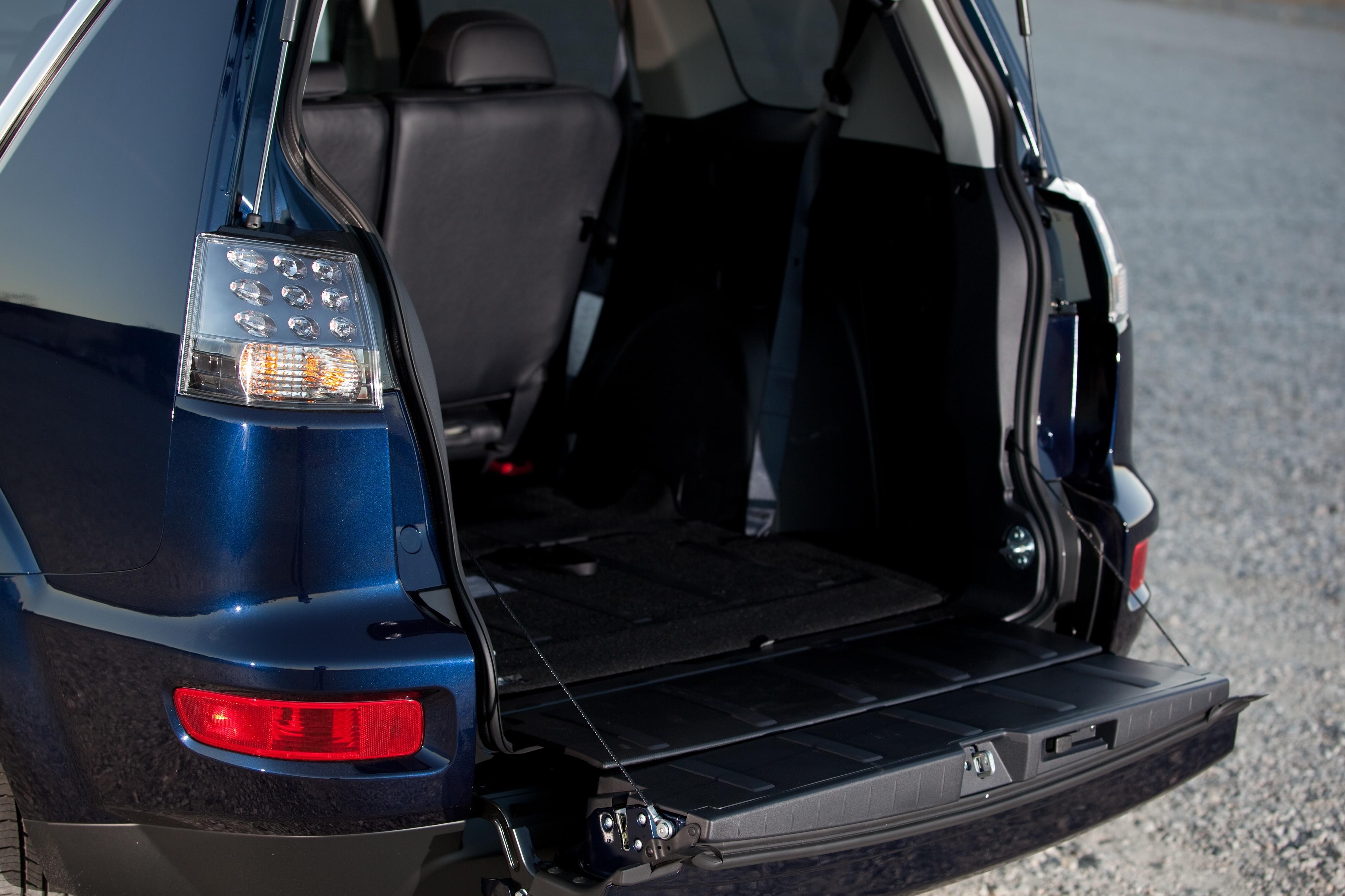 Mitsubishi outlander 2011 problems