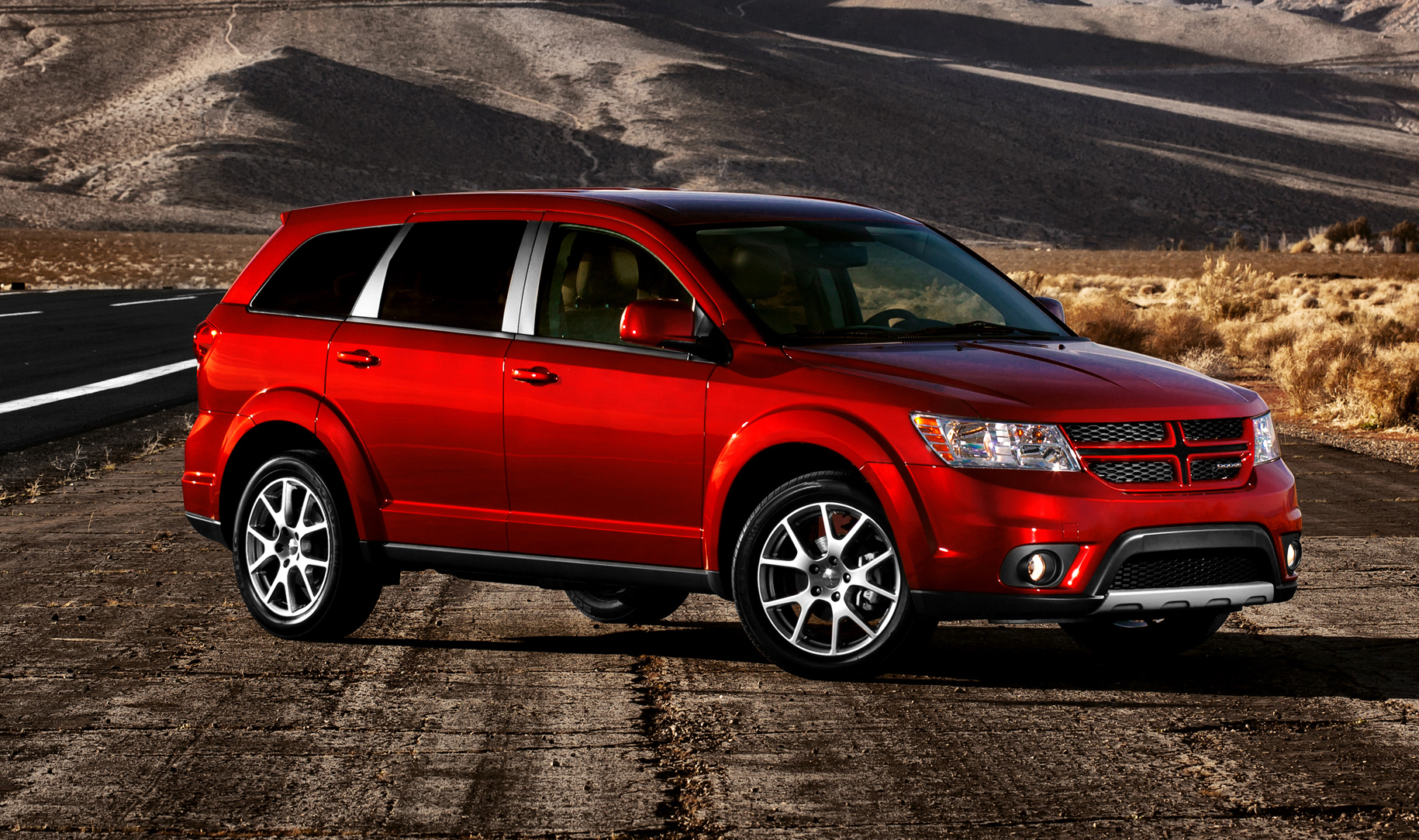 New Dodge Journey A First Rate Bargain The Car Family