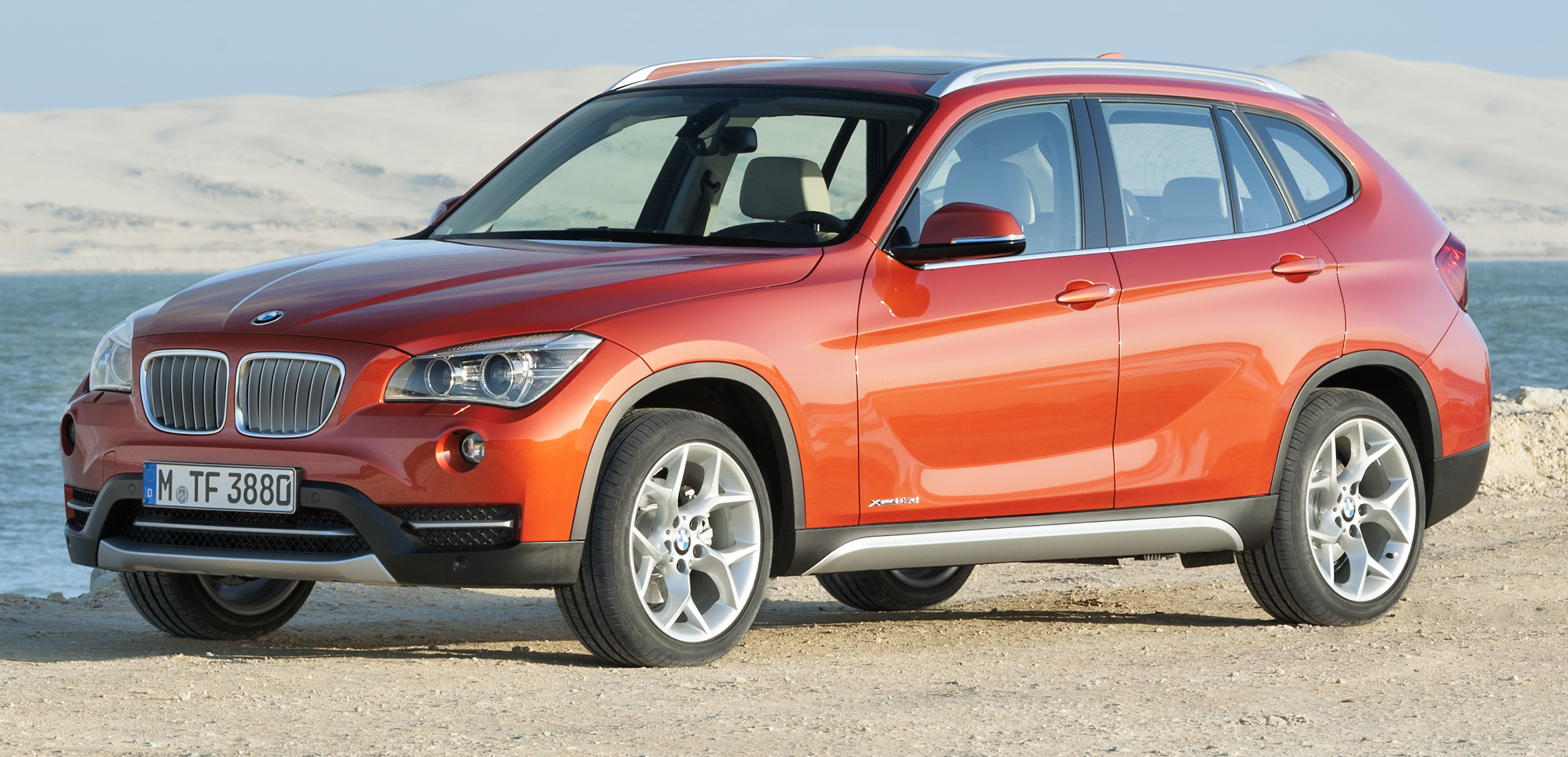 BMW X1: Putting The Sport In SUV