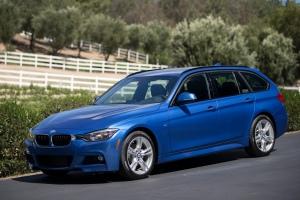 2014 BMW 328d Sedan and xDrive Sports Wagon.
