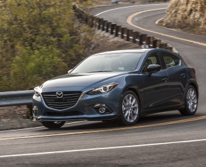Mazda 3 Touring Hatchback